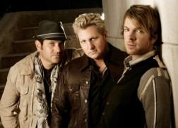 Rascal Flatts 'Excited' To Tour With Sheryl Crow