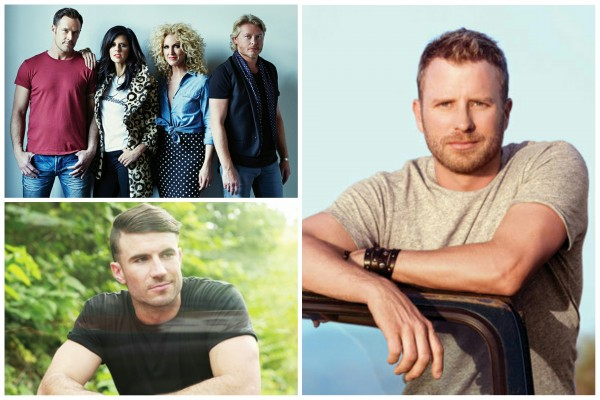 Little Big Town, Dierks Bentley, Sam Hunt Added to 2015 iHeartRadio Country Festival