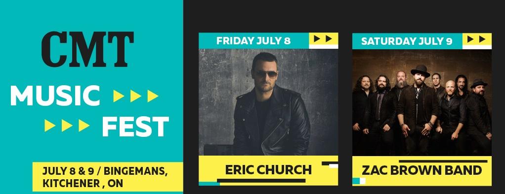 It S Coming Cmt Music Fest July 8