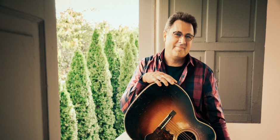 Vince Gill Stands Against Sexual Abuse With 'Forever Changed'