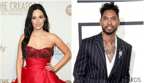 Kacey Musgraves Brings the Twang to Miguel's 'Waves'