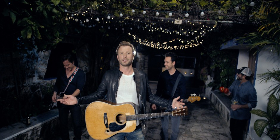 Dierks Bentley Is 'Somewhere On A Beach' In New Music Video