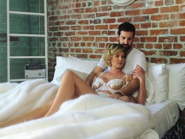 Josh Kelley Announces New Album, Debuts Music Video Starring Wife, Katherine Heigl