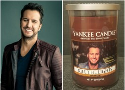 WIN: Luke Bryan Candle