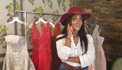 Mickey Guyton Searches for the Perfect ACM Awards Dress