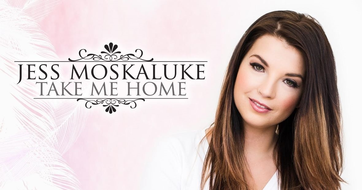 "Jess Moskaluke's Releases A Simply Powerful Video for ""Take Me Home"""