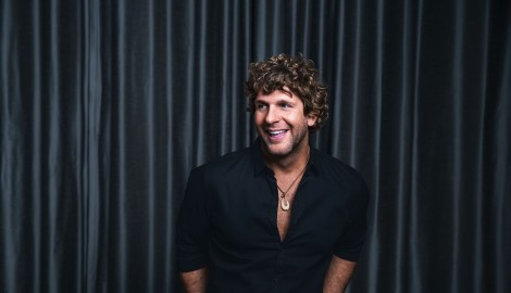 Billy Currington Covers 'Georgia On My Mind'