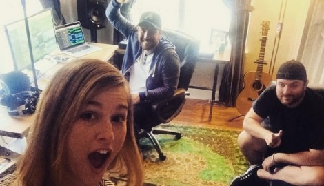 Chris Young and Cassadee Pope Are Collaborating Once Again