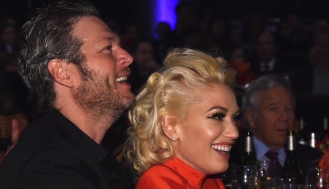 Blake Shelton Calls Writing With Gwen Stefani 'Remarkable'