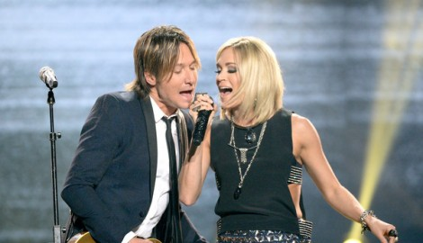 Keith Urban Shares the Story Behind His Duet with Carrie Underwood