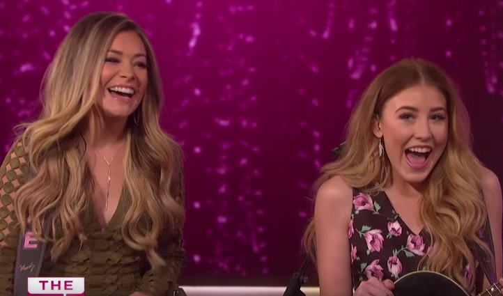 Maddie & Tae Perform New Single 'Sierra' on 'The Talk'
