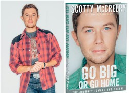 WIN a Signed Copy of Scotty McCreery's New Book, 'Go Big or Go Home'