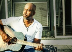 Darius Rucker Shows Off Smooth Voice in 'If I Told You' Music Video