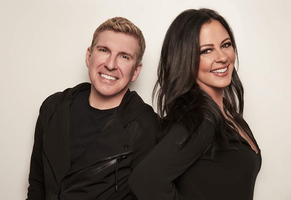 Todd Chrisley and Sara Evans Discuss 'Infinite Love' Duet