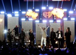 Florida Georgia Line Performs 'Everybody (Backstreet's Back)' with Backstreet Boys