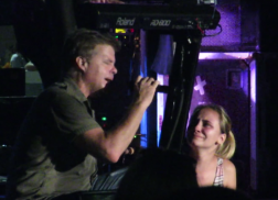Lonestar Comforts Woman Whose Late Father was a Longtime Fan