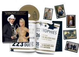 CMA to Release Deluxe CD Package in Partnership with Zinepak for CMA Awards