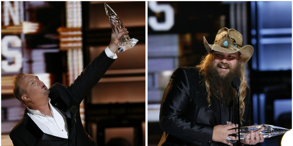 50th Annual CMA Awards - Winners
