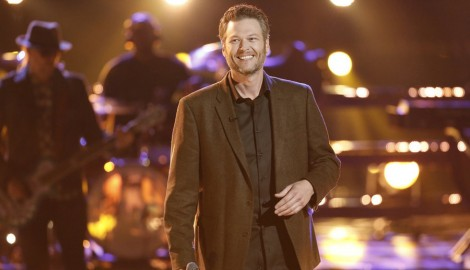 Blake Shelton Gives Back to Fan in Motorcycle Crash