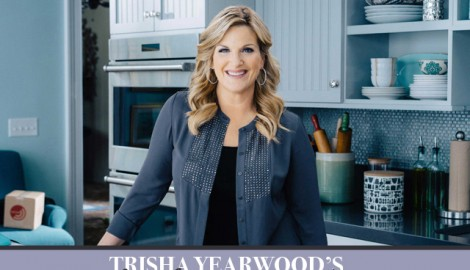 RECIPE: Trisha Yearwood's Scrumptious Blueberry Pancakes