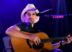 Brad Paisley Feels Honored to Collaborate with his Heroes