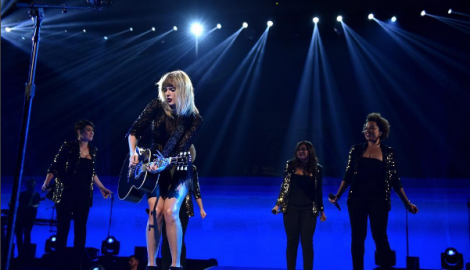 Taylor Swift Performs 'Better Man' Live for the First Time Ever