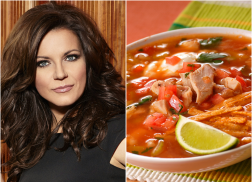 Spice Things Up with Martina McBride's Tortilla Soup