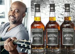 Darius Rucker Develops Backstage Southern Whiskey