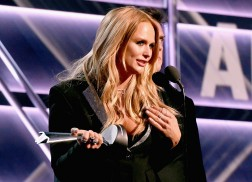Miranda Lambert Takes Home Trophy for ACM Album of the Year