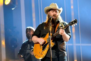 Chris Stapleton to Perform at 'A Concert for Charlottesville'