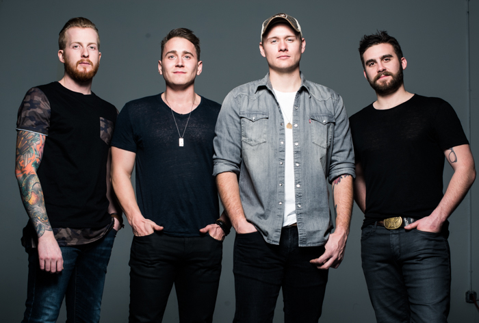 James Barker Band Will Give Country Listeners 'Chills' with Debut EP