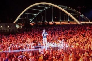 Thomas Rhett & Friends Bring the Party to Sold-Out Hometown Show