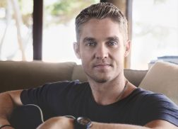 Brett Young Plans to Go Tuxedo Shopping for the CMA Awards