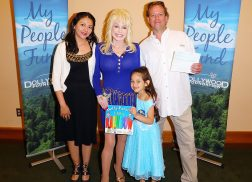 Dolly Parton Surprises Sevier County Families With Final My People Fund Check