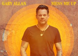 Gary Allan Asks for Heartache in New Single, 'Mess Me Up'