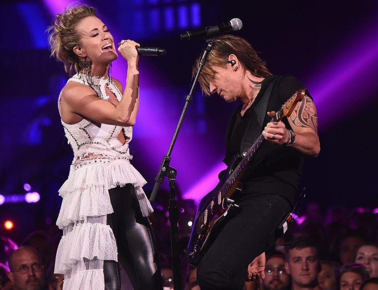 Carrie Underwood, Keith Urban Among First Round of CMA Awards Performers