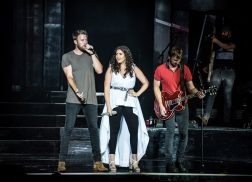 Lady Antebellum and Co. 'Own the Night' on You Look Good Tour