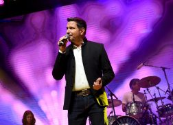 Ty Herndon Hosts Concert for Love and Acceptance During 2017 CMA Fest