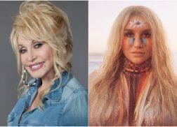 Dolly Parton to Appear on Kesha's New Album, 'Rainbow'