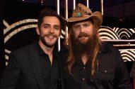 Chris Stapleton, Thomas Rhett to Perform at 2017 iHeartRadio Music Festival