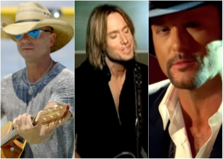 10 of Your Weatherman's Favorite Country Songs