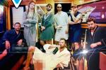 Lady Antebellum Throws a 'Party in a Bathrobe'