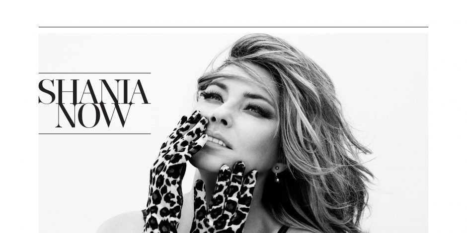 Album Review: Shania Twain's 'Now'