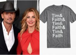 Tim McGraw and Faith Hill Team With Lucky Brand for 17-Piece Collection