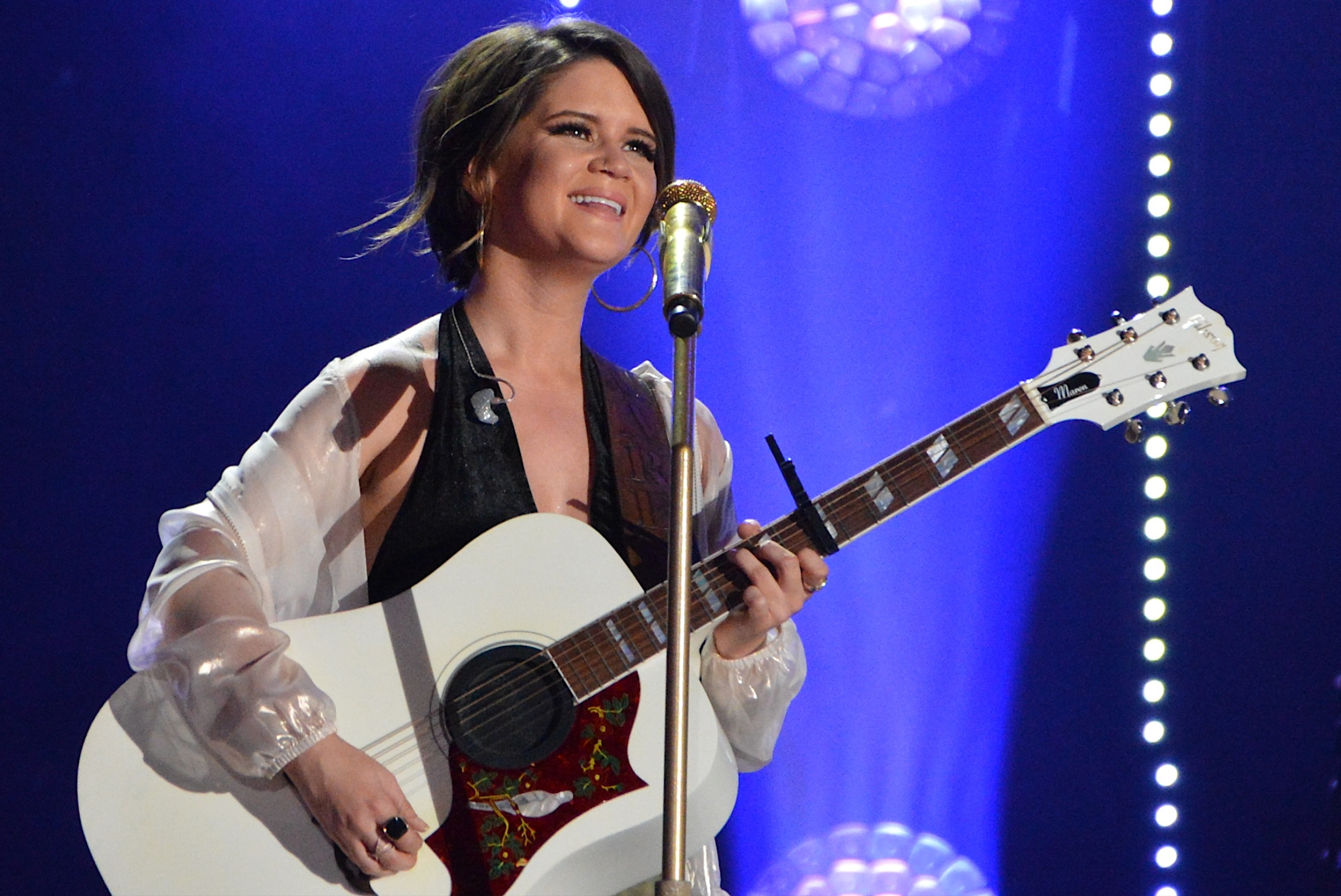 Maren Morris Teases New Music On Her Fifth Anniversary of Moving to Nashville