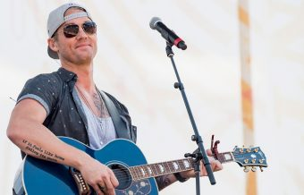 Brett Young Adds Additional Dates to Caliville Tour