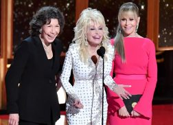 Dolly Parton Causes Hilarious Uproar at 69th Primetime EMMY Awards