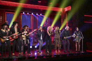 Little Big Town, Midland and Kacey Musgraves Jive Together on 'Tonight Show' Medley