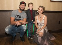 Luke Bryan, Charles Esten and More Celebrate Country Cares for St. Jude Kids at Opry Show