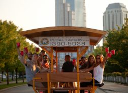 KB in the City: Nashville Pedal Tavern